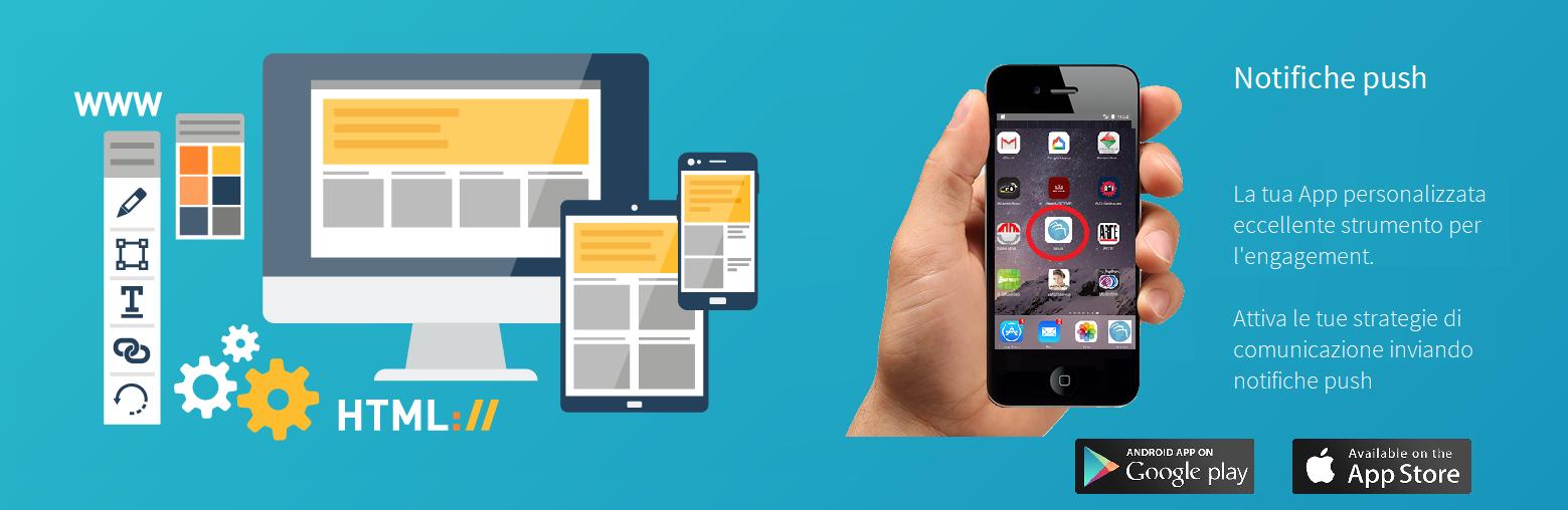 La tua Web App personalizzata